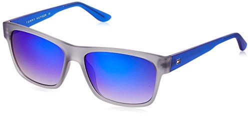 Tommy Hilfiger UV Protected Wayfarer Men's Sunglasses - (802 C2...