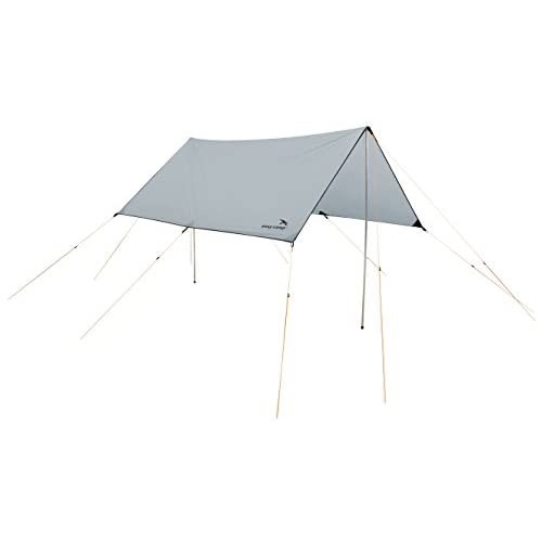319AFlcAEkL. SS500  - Easy Camp Waterproof  Unisex Outdoor Hiking Tent, Grey, One Size