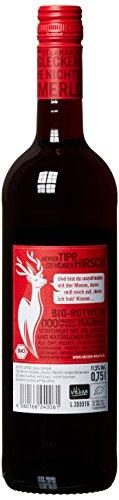 Heißer Hirsch Bio Glühwein rot (6 x 0.75l) - 3