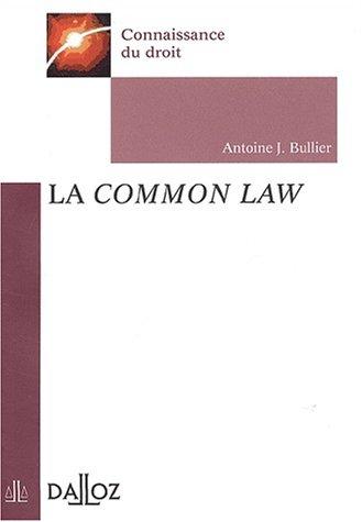 La common law