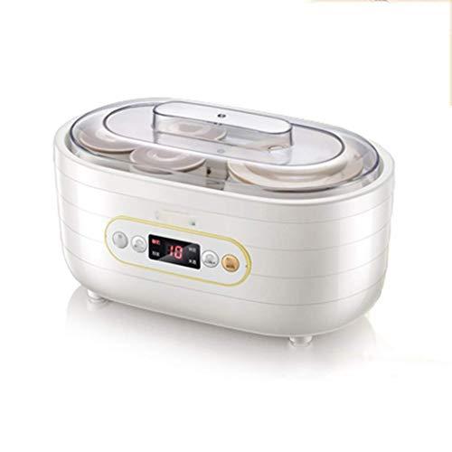 LMDJ Casa della Macchina del Yogurt casalingo, Piccola Macchina Automatica Multifunzionale di fermentazione del Vino di Natto Kimchi del Vino del Riso del Yogurt di Multi-Funzione