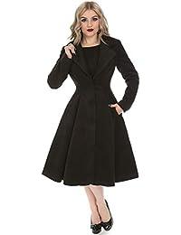 Abbigliamento Donna cappotti Giacche e Nero Amazon h it amp;m xg0wqxH81