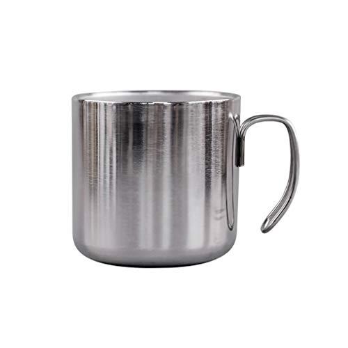 Lm vino in acciaio inox bicchieri, bicchieri calici tazza di caffè,adatto per bar ristorante ktv,a