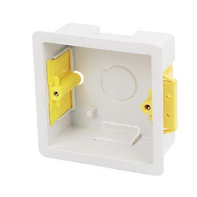 Appleby Dual Flush Steel Back Box 154x68x25mm WxHxD