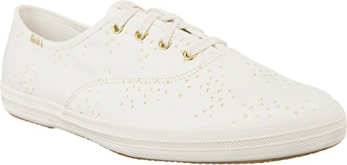 Keds Ch Mini Bird, Chaussures de Running Femme Multicolore (Cream/gold)