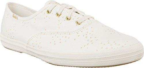 Keds Ch Mini Bird, Chaussures de Running Femme Multicolore (Cream/gold)
