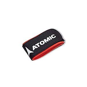 Atomic Ski-Befestigungsriemen Economy Ski Fix, 10er Pack, 10 x 1 x 3,5 cm, schwarz, AL5044310