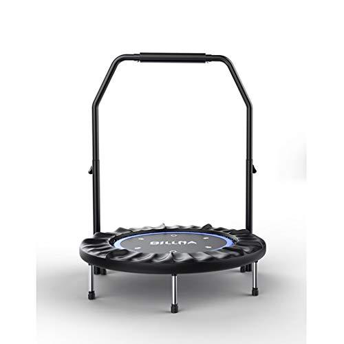 Trampoline-Fitness Indoor-Kindertrampolin Abnehmen/Familien-Sprungbett JSSFQK (Color : B)