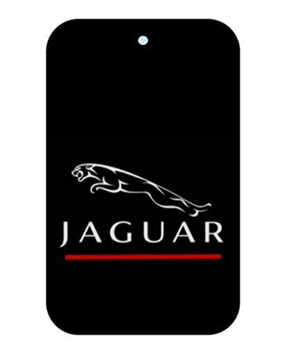 FC Deodorante per Auto con Logo Jaguar su Entrambi i Lati.