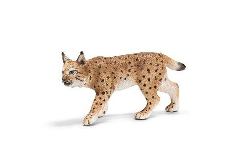 Schleich 14627 - Animali del bosco, Lince