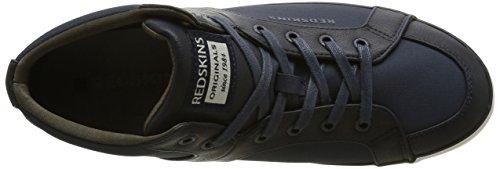 Redskins Herren Solay Sneaker Blau - Bleu (Navy Xl)