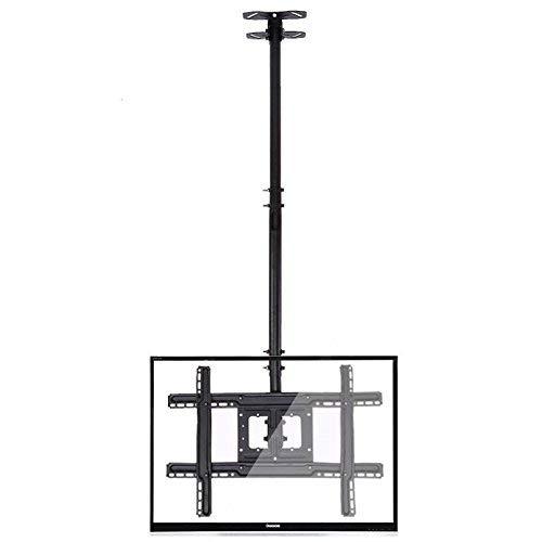 Bracket Haushalts-Wandhalterung, LCD-Fernsehapparat-Aufhänger Universal-Gestell-Berg-Deckenregal-teleskopische Drehung 32,42,50,55,65,70 Zoll, Wand-hängende Klammer