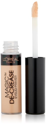 L'Oreal Paris Magic De-Crease Eyelid Primer 0.19 Ounces
