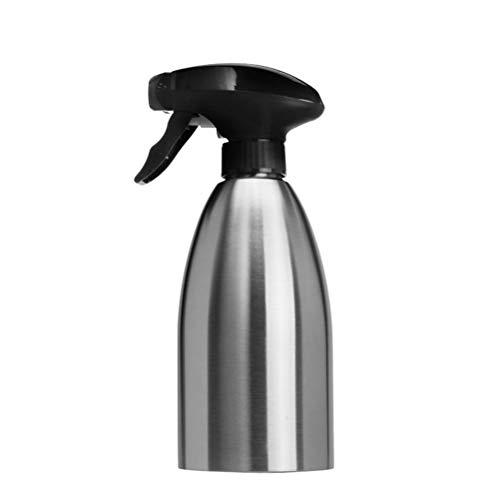 Jourbon Flaschenausgießer Sprühflasche Essig Ölsprüher Öl Zerstäuber Edelstahl Flaschen Olivenöl Spray Spender Küche Werkzeug für BBQ Salat Brot Backen Grill