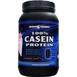 100% Casein Protein Strawberry Cream 2 lbs
