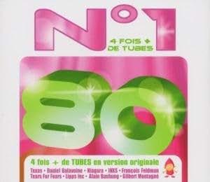 No 1 - 4 fois plus de tubes : 80