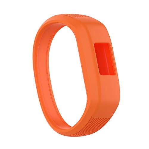 Armband für Garmin Vivofit 3 Vivofit JR / JR2, Zariavo Kinderuhrband aus Silikonband S/L