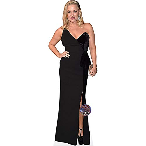 Celebrity Cutouts Jessica Capshaw (Long Dress) Pappaufsteller Mini Jessica Mini