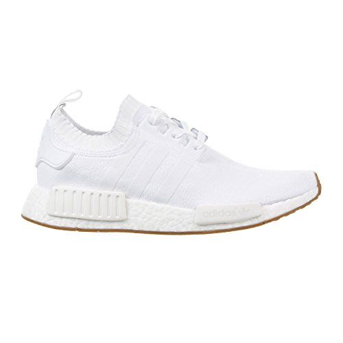adidas Nmd_r1 Pk, Scarpe da Fitness Uomo ftwwht, ftwwht, gum