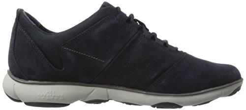 Geox Herren U Nebula C Sneaker Blau (Navy)