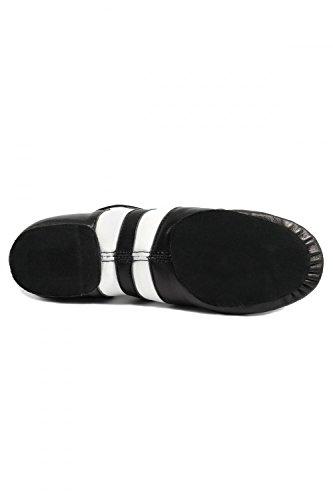 Merlet Chaussures de Jazz Galiano Black/White