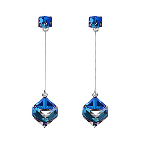 8043b48d9 J. RENEÉ 'Infinity Love' Dangle Earrings Made with Swarovski Element,  Jewellery for