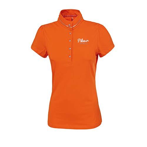 Pikeur Damen Polo Shirt MINA, Mandarin, 36