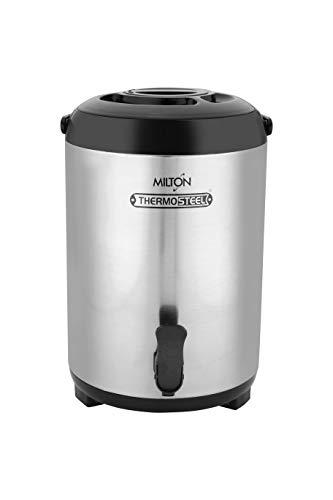 Milton Thermosteel Stellar 10 Kettle Jug, 9.3 litres, Steel Plain