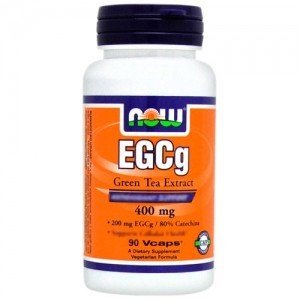 EGCg Green Tea Extract 90 VegiCaps - 319BRZ2mSuL