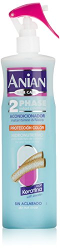 Farbe Glanz-conditioner (Anian 2-Phasen Conditioner Spray 400 ml)