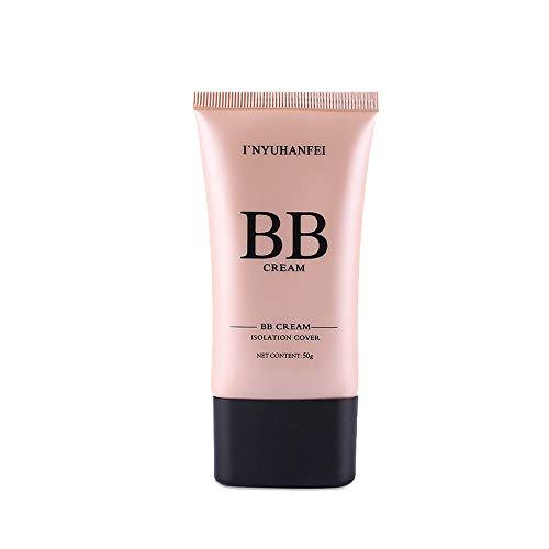 PNING Make-up Concealer flüssige Feuchtigkeitscreme Conceal BB Cream Concealer Whitening-Isolierung Flüssigkeit Stiftung Weißöl-Steuerelement Öl-Isolierung entfernt