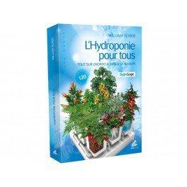 Livre L'Hydroponie pour tous par