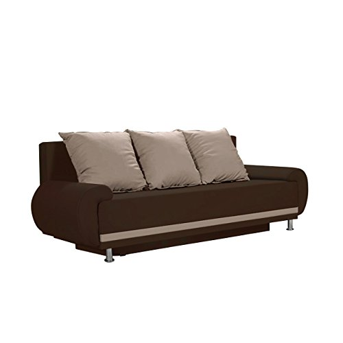 Sofa Amore, Couch, Wohnzimmer Kollektion, Sofagarnitur, Polstersofa, Polstercouch, Farbauswahl (Neo 06 + Neo 03)