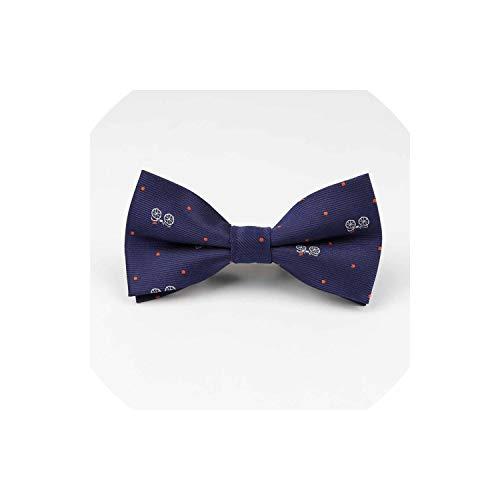 Children Man Polyester Bow Tie Kid Bowties Party Pet Bowtie Ties,5 -
