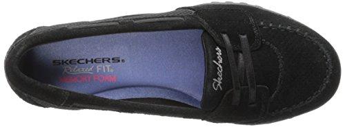 Skechers Sport High Seas Fashion Sneaker Black