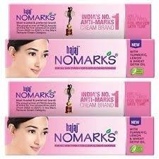 Bajaj Nomarks All Pink Cream, 25g (Pack of 2)