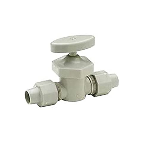 WATTS BRASS & TUBULAR QBV3750AN 1/2x1/2 Shut Off Valve by Watts Brass & Tubular