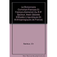 Le Dictionnaire Comorien-francais Et Francais-comorien Du R.p. Sacleux. Ase9
