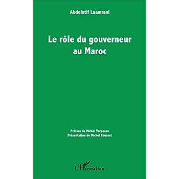 Le rôle du gouverneur au Maroc