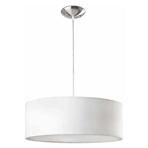 Faro 68284 SEVEN Lampe suspension blanc Ø50