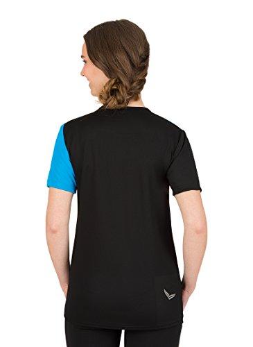 Trigema Damen Sporttop Blau (Aqua 050)