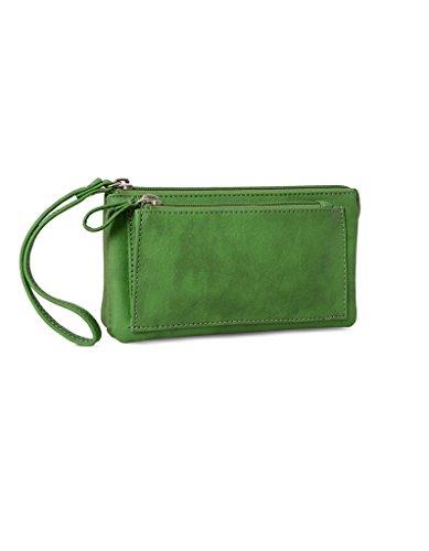 Baggit-Womens-Wallet-Green