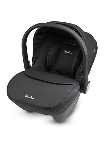 Silver Cross Simplicity Group 0+ Car Seat, Black