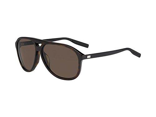 Dior Herren Blacktie176S Sonnenbrille, Schwarz (Dark Havana Matte Black), 60