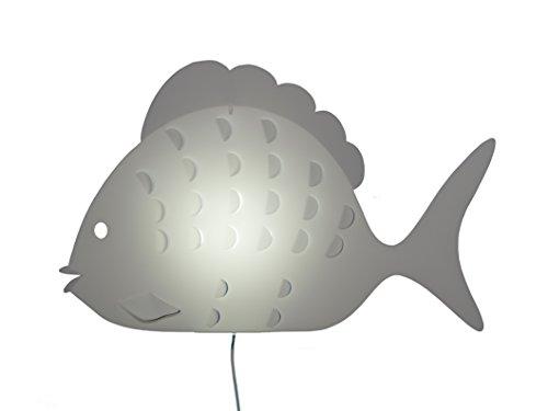 Zzzoolight lampada applique bambini forma pesce confronta prezzi.