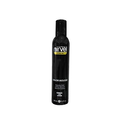 NIRVEL Color Mousse Ceniza 300 ml, 300mL