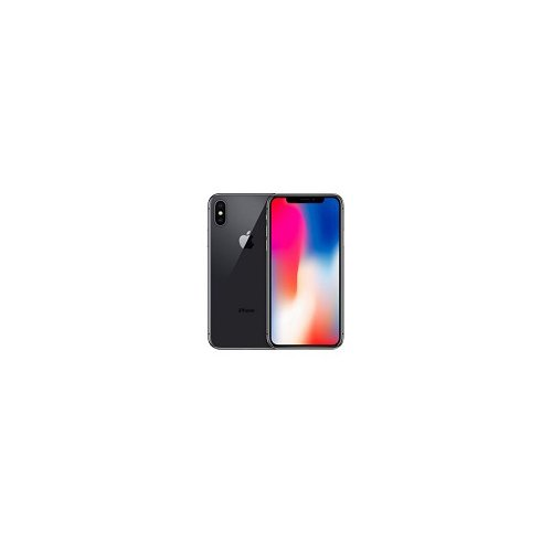 Apple iPhone X Single SIM 4G 256GB, Grigio
