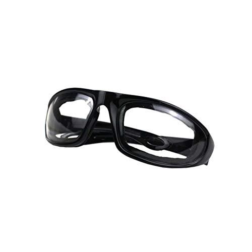 YULAND Sonnenbrille, Unisex Mode Retro Brille Sportbrille, Frauen Mann Küchenhelfer Der Zwiebel Pfeffer Schutzbrillen Augen Schutzgläser Schneidet