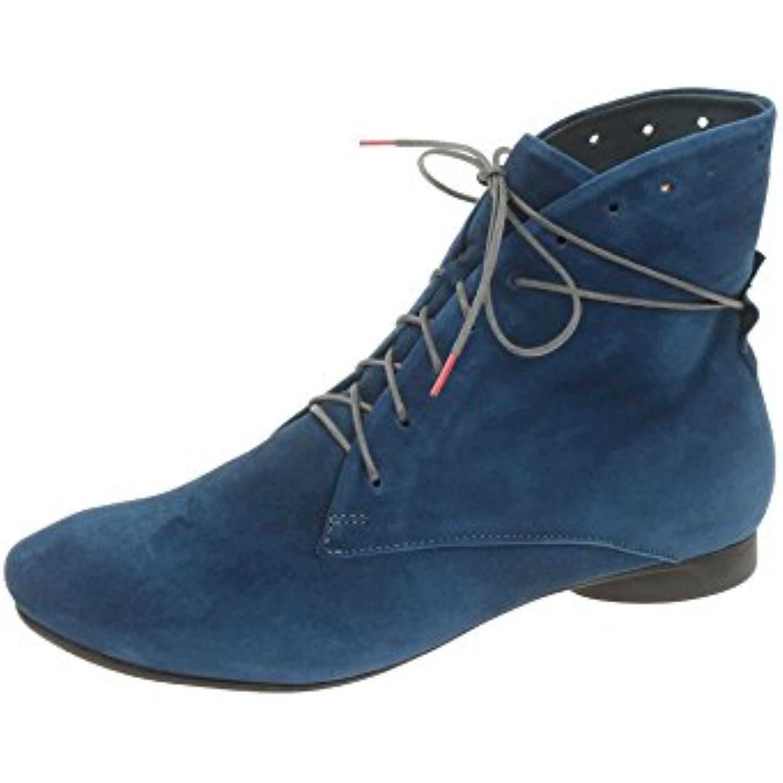 Think! Femme, Guad, Desert Boots Femme, Think! Bleu - B01H3JJ8T4 - a13ed5