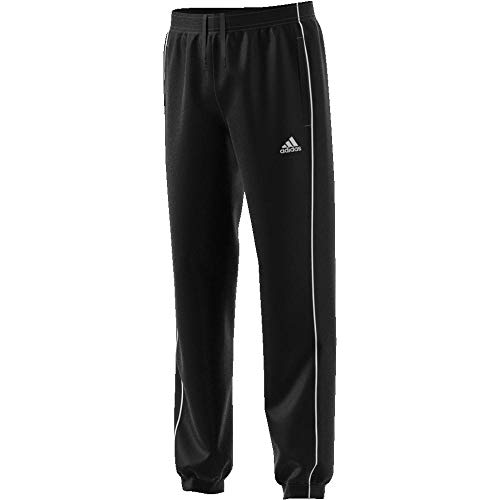 adidas Kinder CORE18 PES PNTY Sport Trousers, Black/White, 15-16Y